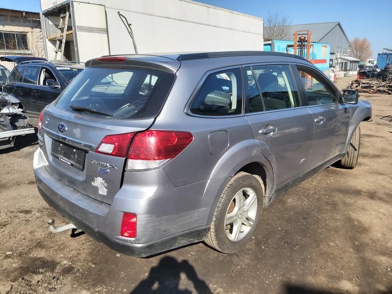Naudotos automobiliu dallys Foto 8 Subaru OUTBACK 2011 2.0 Mechaninė Universalas 4/5 d. Pilka 2020-3-26 A5161