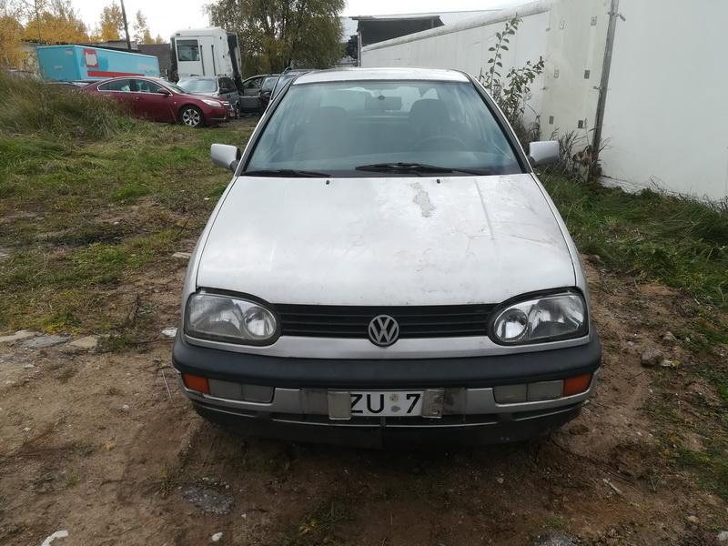 Used Car Parts Volkswagen GOLF 1995 1.9 Mechanical Hatchback 2/3 d. Grey 2019-10-15