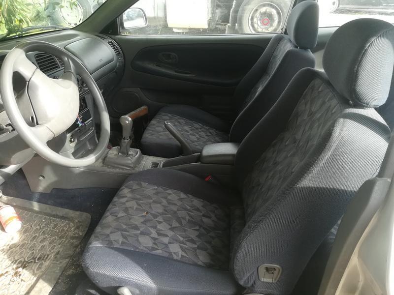 Подержанные Автозапчасти Mitsubishi COLT 1997 1.3 машиностроение хэтчбэк 2/3 d. Серый 2019-9-16