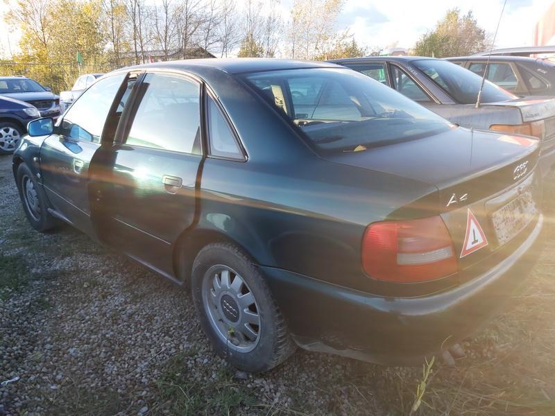 Naudotos automobiliu dallys Foto 8 Audi A4 1995 1.9 Mechaninė Sedanas 4/5 d. Zalia 2020-10-16 A5764