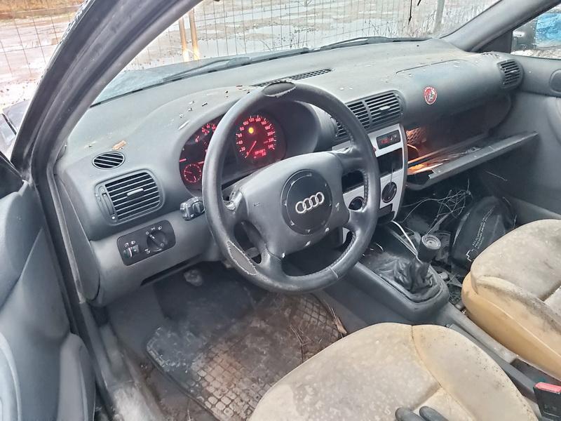 Naudotos automobilio dalys Audi A3 1997 1.9 Mechaninė Hečbekas 2/3 d. Ruda 2020-1-13