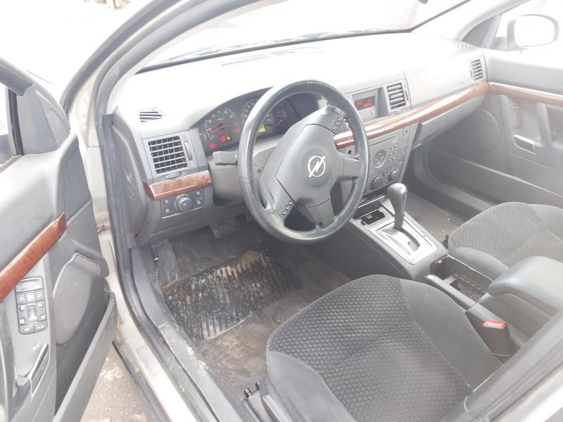 Naudotos automobilio dalys Opel VECTRA 2002 2.2 Automatinė Sedanas 4/5 d. Pilka 2020-10-12