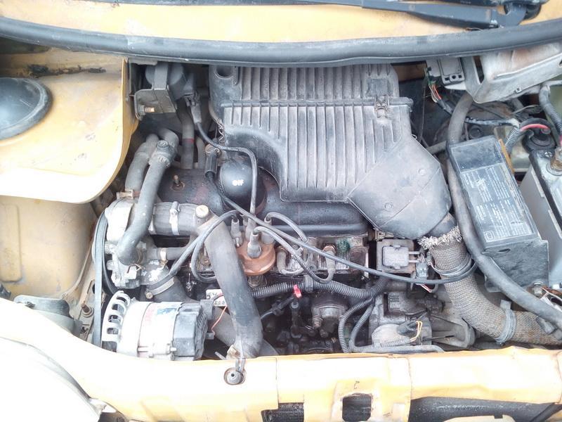 Naudotos automobilio dalys Renault TWINGO 1993 1.2 Mechaninė Hečbekas 2/3 d. Geltona 2018-3-30