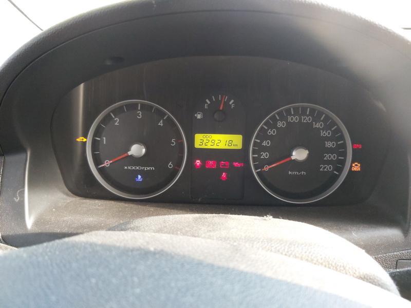 Naudotos automobilio dalys Hyundai GETZ 2006 1.5 Mechaninė Hečbekas 4/5 d. Melyna 2020-10-02
