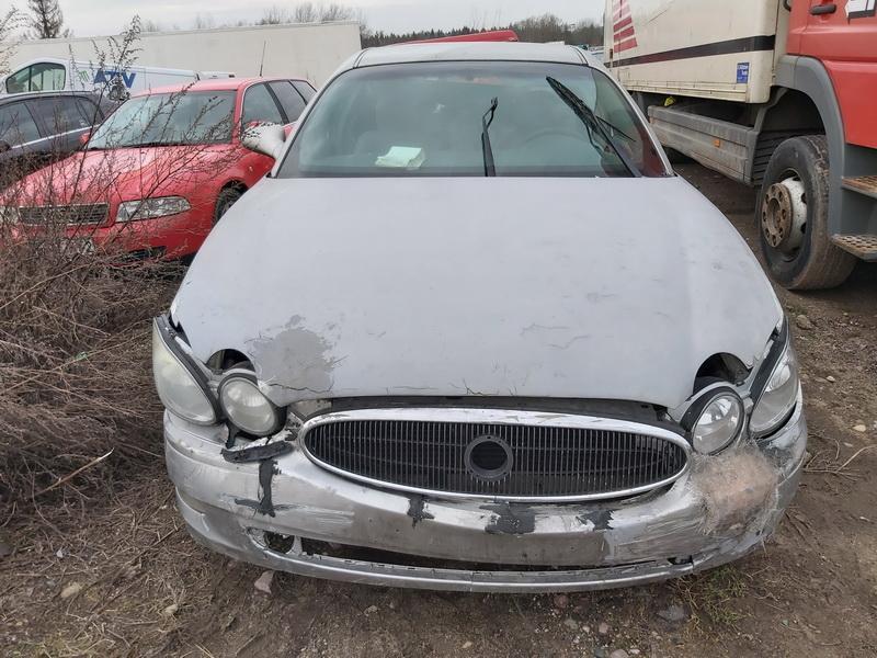 Naudotos automobiliu dallys Foto 1 Buick LACROSSE 2007 3.8 Automatinė Sedanas 4/5 d. Pilka 2020-1-14 A5010