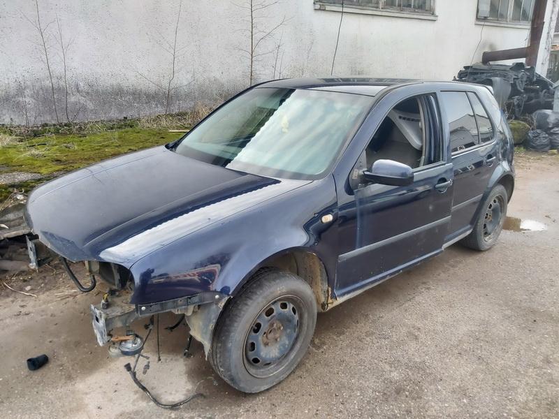 Naudotos automobiliu dallys Foto 3 Volkswagen GOLF 1998 1.9 Mechaninė Hečbekas 4/5 d. Melyna 2020-3-19 A5141