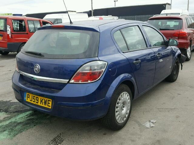 Opel ASTRA 2009 1.4 машиностроение