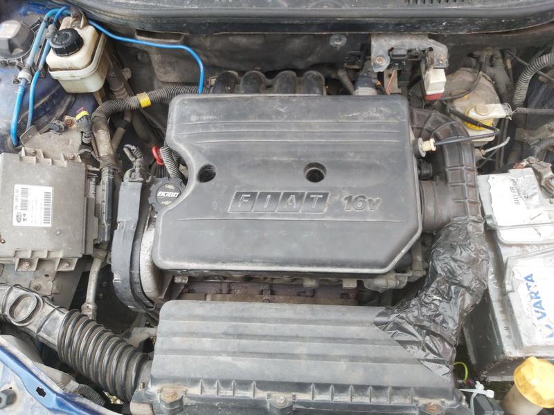 Naudotos automobiliu dallys Foto 2 Fiat PUNTO 1999 1.2 Mechaninė Hečbekas 2/3 d. Melyna 2020-9-14 A5661