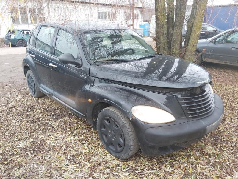 Naudotos automobilio dalys Chrysler PT CRUISER 2003 2.0 Mechaninė Vienatūris 4/5 d. Juoda 2020-11-12