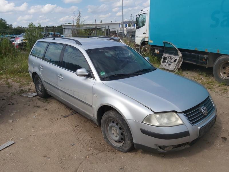 Naudotos automobilio dalys Volkswagen PASSAT 2001 1.9 Mechaninė Universalas 4/5 d. Pilka 2020-7-27
