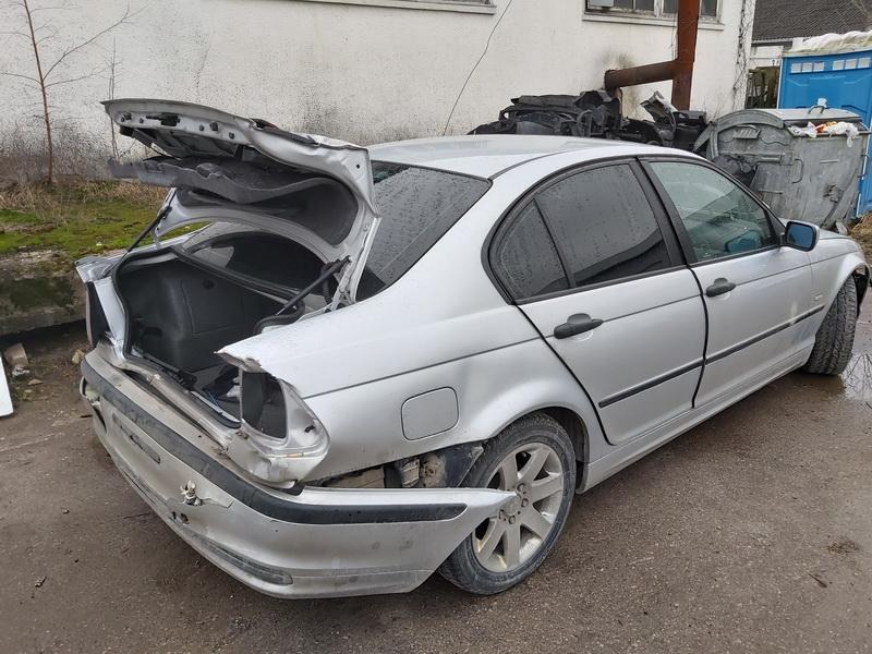 Naudotos automobiliu dallys Foto 8 BMW 3-SERIES 2000 2.0 Mechaninė Sedanas 4/5 d. Pilka 2020-1-24 A5031