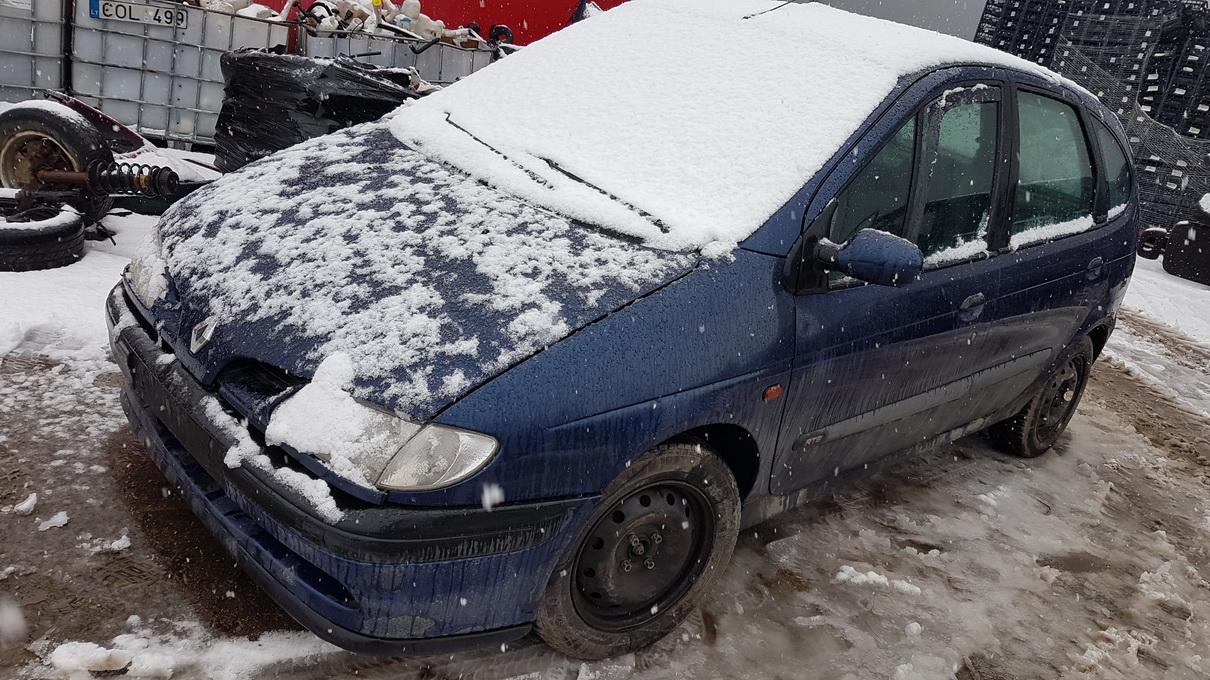 Renault SCENIC 1998 1.9 Mechanical