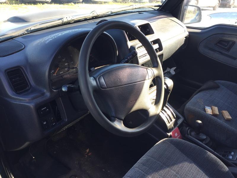 Naudotos automobilio dalys Suzuki VITARA 1996 2.0 Automatinė Visureigis 4/5 d. Melyna 2018-9-28