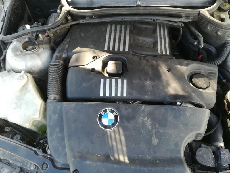 Naudotos automobiliu dallys Foto 2 BMW 3-SERIES 2000 2.0 Mechaninė Universalas 4/5 d. Pilka 2019-4-19 A4438