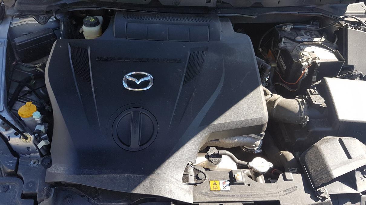 Naudotos automobiliu dallys Foto 8 Mazda CX-7 2009 2.3 Mechaninė Visureigis 4/5 d. Pilka 2017-7-17 A3356