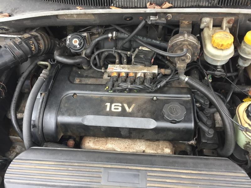 Naudotos automobiliu dallys Foto 9 Chevrolet TACUMA 2006 1.6 Mechaninė Vienatūris 4/5 d. Pilka 2018-10-25 A4147