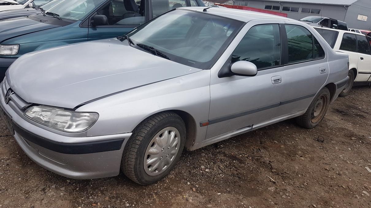 Peugeot 406 1997 1.9 Mechanical