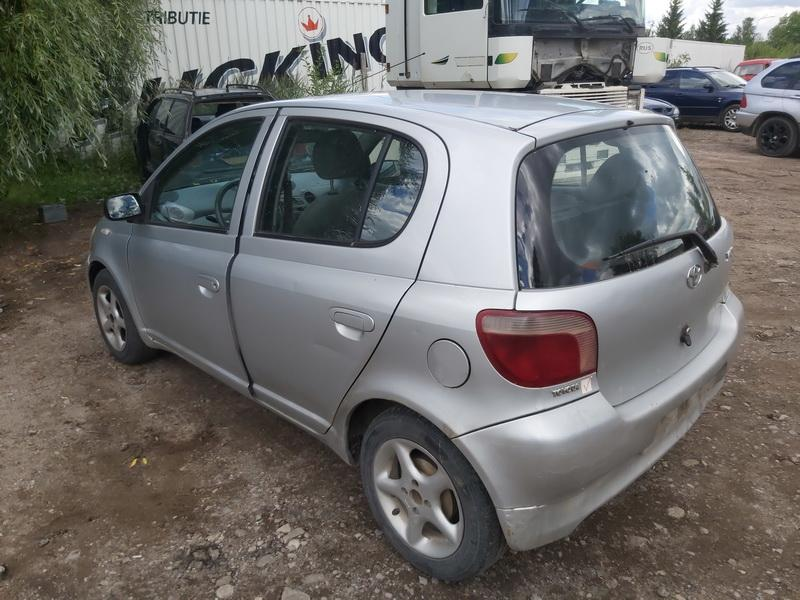 Used Car Parts Foto 8 Toyota YARIS 2000 1.0 Mechanical Hatchback 4/5 d. Grey 2020-7-29 A5476