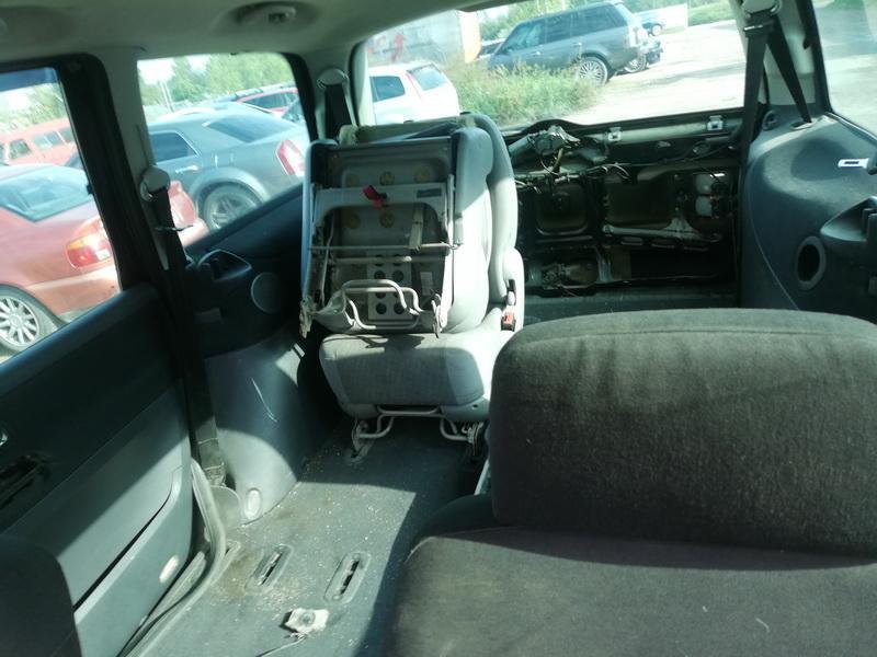 Naudotos automobiliu dallys Foto 8 Seat ALHAMBRA 2001 1.9 Mechaninė Vienatūris 4/5 d. Juoda 2019-9-05 A4732
