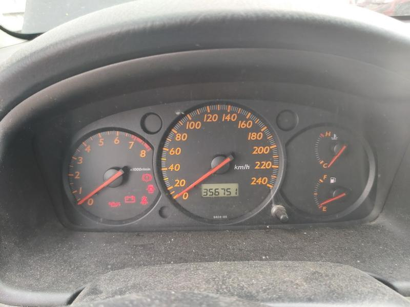 Naudotos automobiliu dallys Foto 2 Honda STREAM 2002 1.7 Mechaninė Vienatūris 4/5 d. Juoda 2020-4-28 A5244