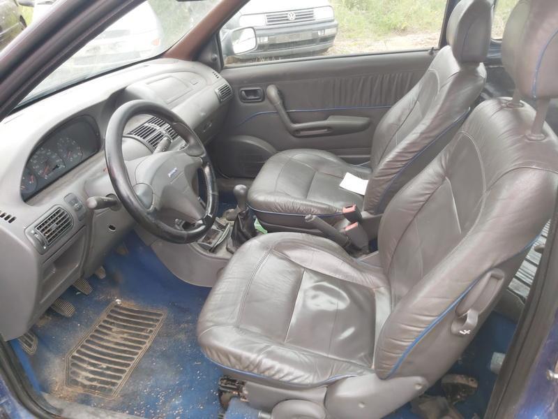 Naudotos automobiliu dallys Foto 5 Fiat PUNTO 1999 1.2 Mechaninė Hečbekas 2/3 d. Melyna 2020-9-14 A5661