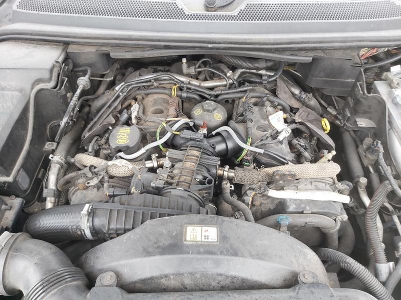 Naudotos automobiliu dallys Foto 2 Land-Rover DISCOVERY 2005 2.7 Automatinė Visureigis 4/5 d. Juoda 2020-2-25 A5091