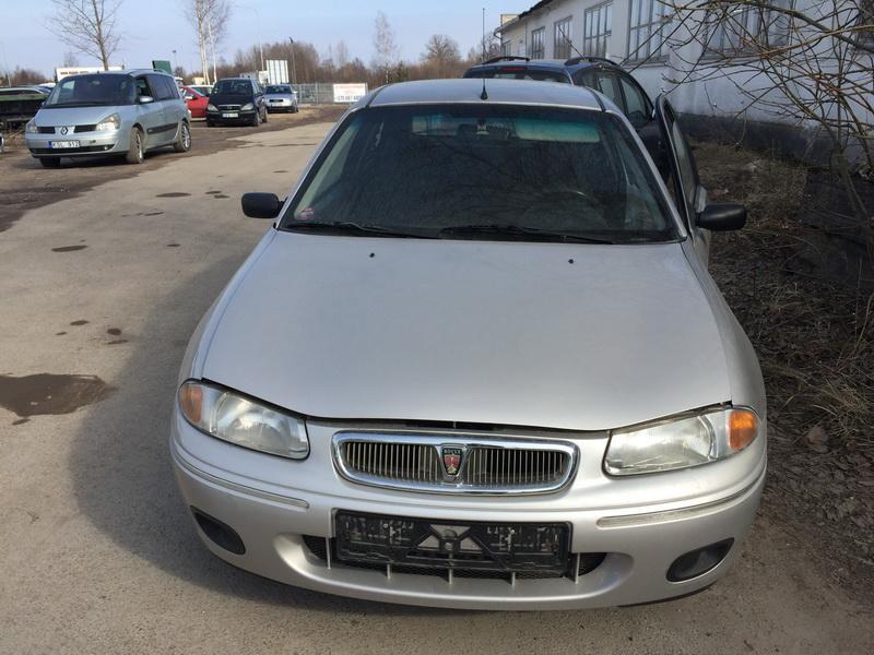 Naudotos automobilio dalys Rover 200-SERIES 1998 1.4 Mechaninė Hečbekas 2/3 d. Pilka 2019-3-12