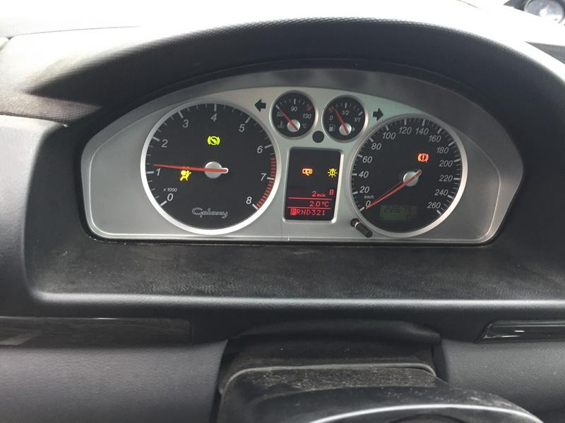 Naudotos automobilio dalys Ford GALAXY 2001 2.3 Automatinė Vienatūris 4/5 d. Pilka 2019-2-25