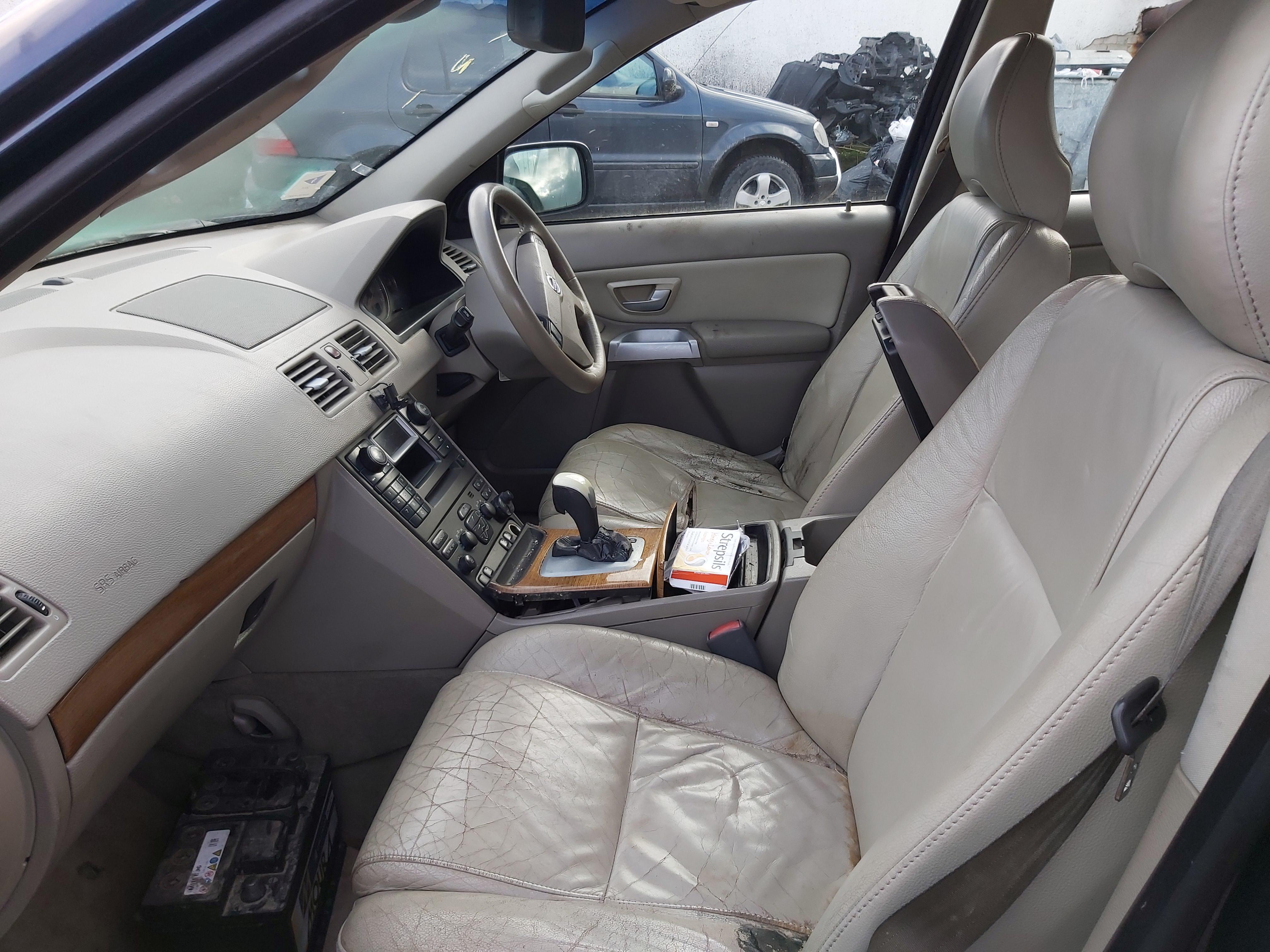 Naudotos automobiliu dallys Foto 5 Volvo XC 90 2004 2.4 Automatinė Visureigis 4/5 d. Melyna 2020-2-06 A5062