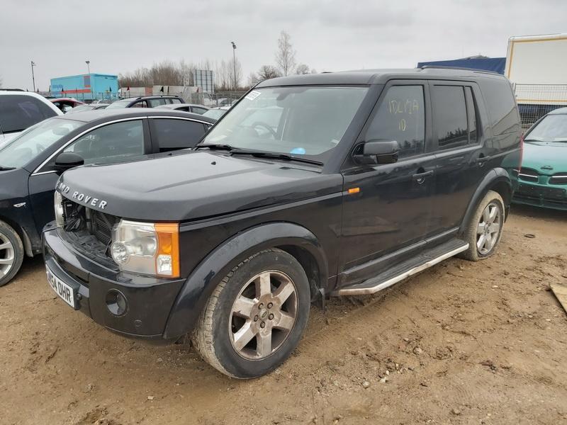 Naudotos automobiliu dallys Foto 4 Land-Rover DISCOVERY 2005 2.7 Automatinė Visureigis 4/5 d. Juoda 2020-2-25 A5091