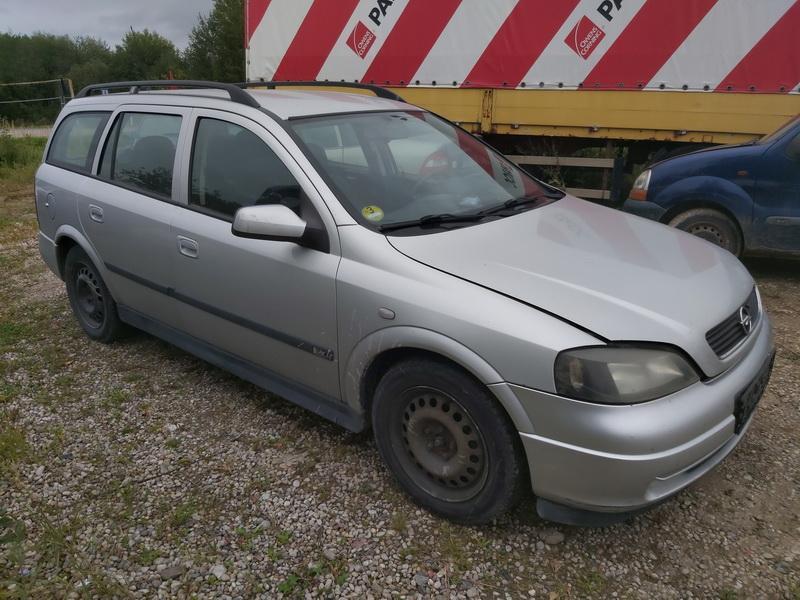 Naudotos automobilio dalys Opel ASTRA 2003 2.0 Mechaninė Universalas 4/5 d. Pilka 2020-9-12