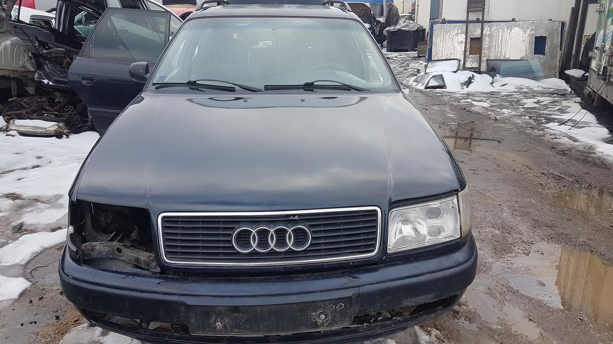 Audi 100 1993 2.0 Mechaninė