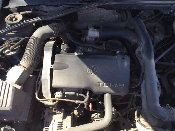Naudotos automobiliu dallys Foto 8 Volkswagen GOLF 1995 1.9 Mechaninė Universalas 4/5 d. Juoda 2018-5-21 A3771