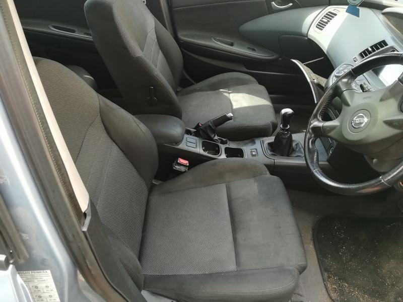 Naudotos automobiliu dallys Foto 5 Nissan PRIMERA 2004 2.2 Mechaninė Hečbekas 4/5 d. Zydra 2019-7-09 A4608