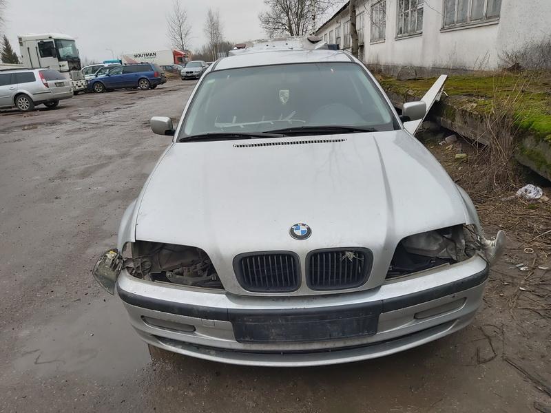 Naudotos automobilio dalys BMW 3-SERIES 2000 2.0 Mechaninė Sedanas 4/5 d. Pilka 2020-1-24