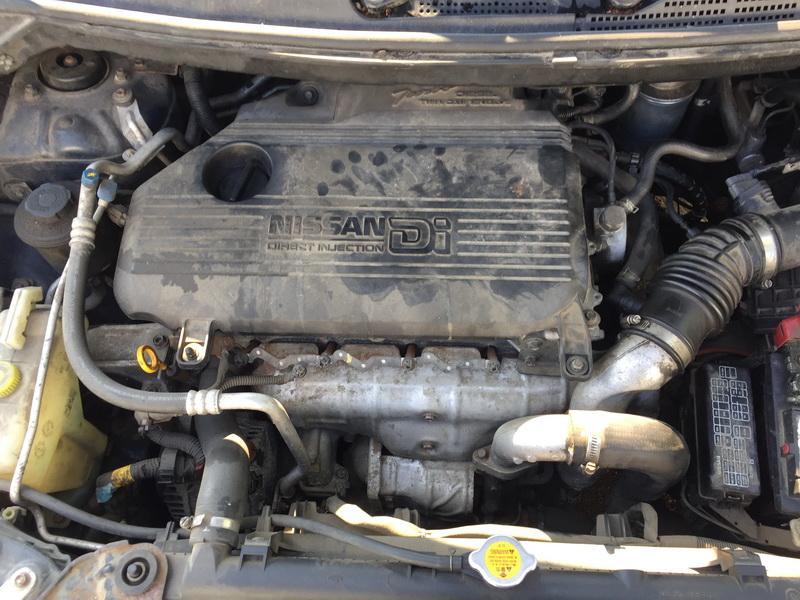Naudotos automobiliu dallys Foto 2 Nissan ALMERA TINO 2000 2.2 Mechaninė Vienatūris 4/5 d. Melyna 2018-7-17 A3949