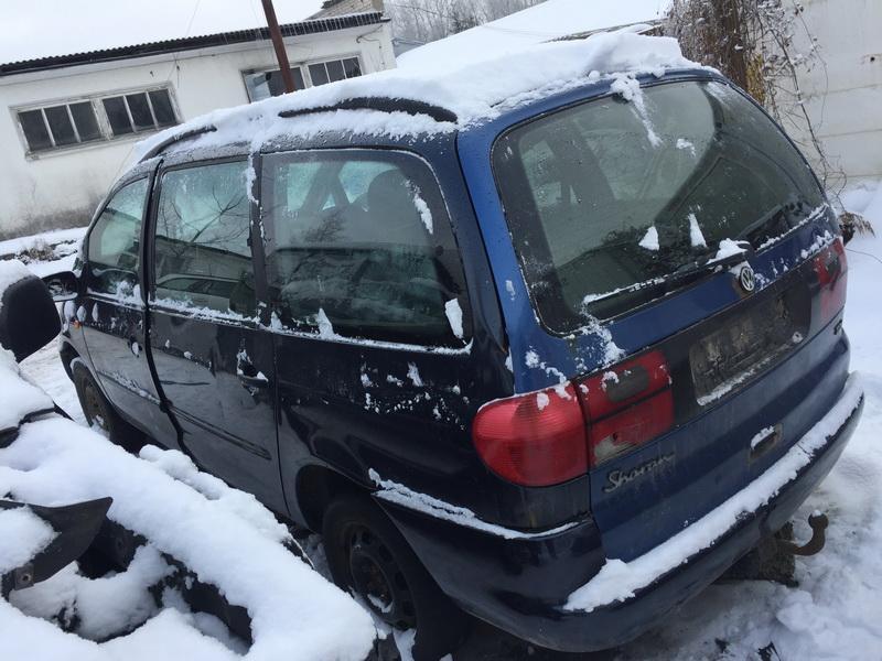 Naudotos automobiliu dallys Foto 8 Seat ALHAMBRA 1997 1.9 Mechaninė Vienatūris 4/5 d. Melyna 2019-1-22 A4264