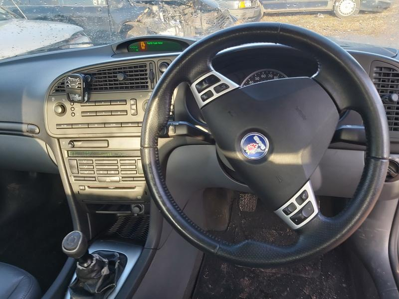 Naudotos automobilio dalys SAAB 9-3 2005 1.9 Mechaninė Sedanas 4/5 d. Melyna 2020-1-16