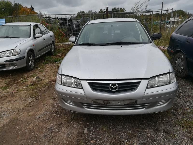 Naudotos automobilio dalys Mazda 626 2000 2.0 Mechaninė Hečbekas 4/5 d. Pilka 2019-10-05