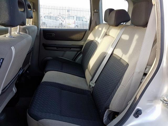 Naudotos automobiliu dallys Foto 7 Nissan X-TRAIL 2005 2.2 Mechaninė Visureigis 4/5 d. Sidabrine 2020-2-07 A5066
