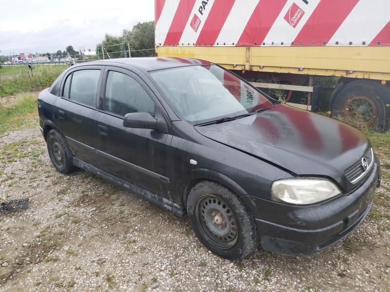 Opel ASTRA 1999 2.0 Mechanical