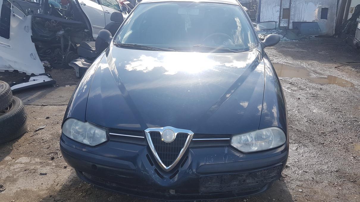 Naudotos automobilio dalys Alfa-Romeo 156 1999 2.4 Mechaninė Sedanas 4/5 d. Juoda 2017-3-23