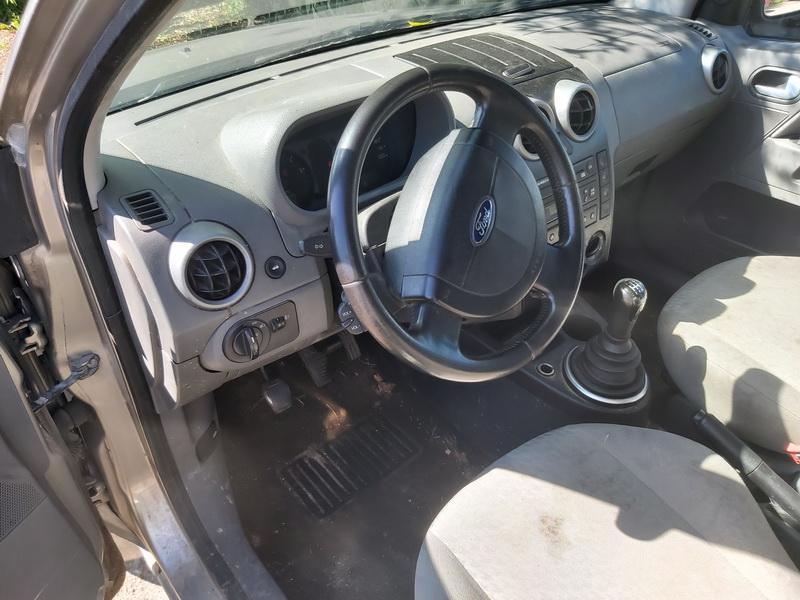 Naudotos automobilio dalys Ford FUSION 2004 1.4 Mechaninė Vienatūris 4/5 d. Pilka 2020-6-30