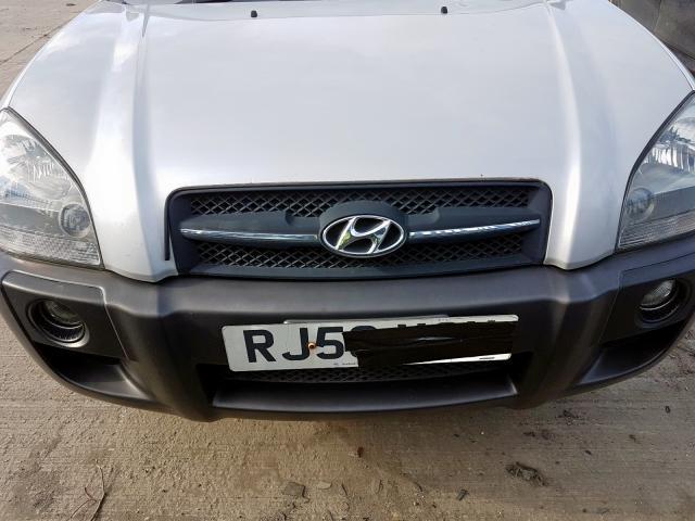 Naudotos automobilio dalys Hyundai TUCSON 2006 2.0 Mechaninė Visureigis 4/5 d. Sidabrine 2020-5-05