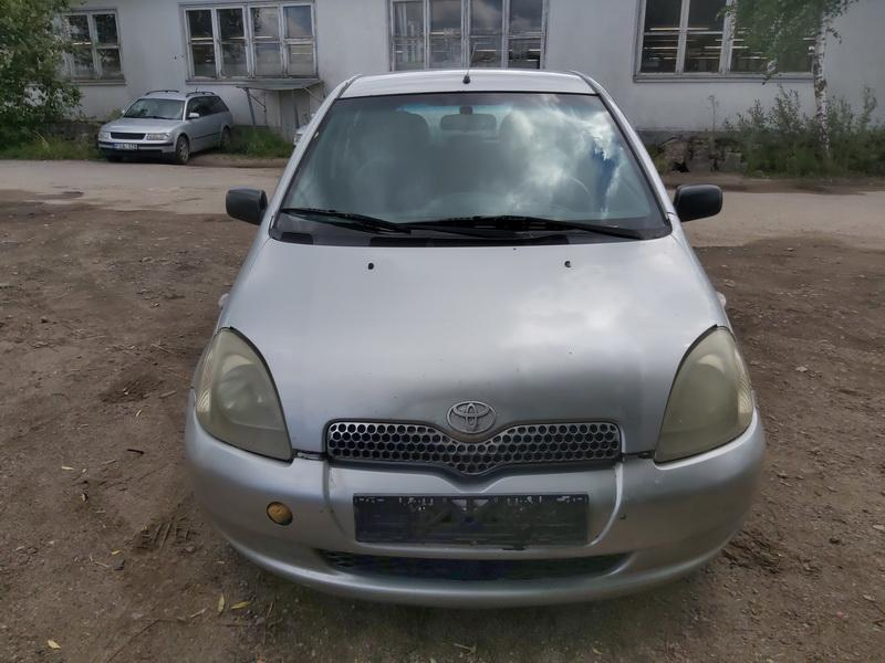 Used Car Parts Foto 3 Toyota YARIS 2000 1.0 Mechanical Hatchback 4/5 d. Grey 2020-7-29 A5476