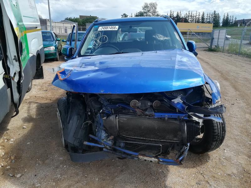 Naudotos automobilio dalys Suzuki GRAND VITARA 2007 1.9 Mechaninė Visureigis 4/5 d. Melyna 2019-7-02
