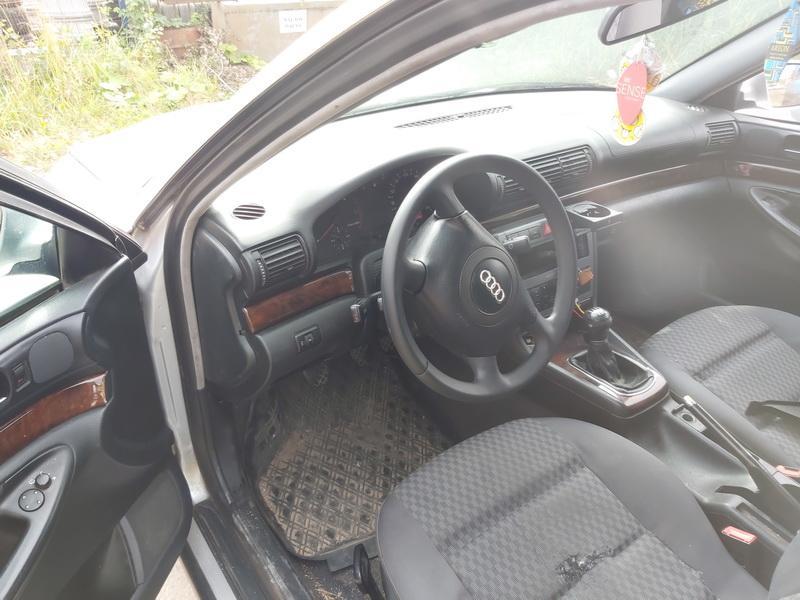 Naudotos automobilio dalys Audi A4 1999 2.5 Mechaninė Universalas 4/5 d. Sidabrine 2020-8-14