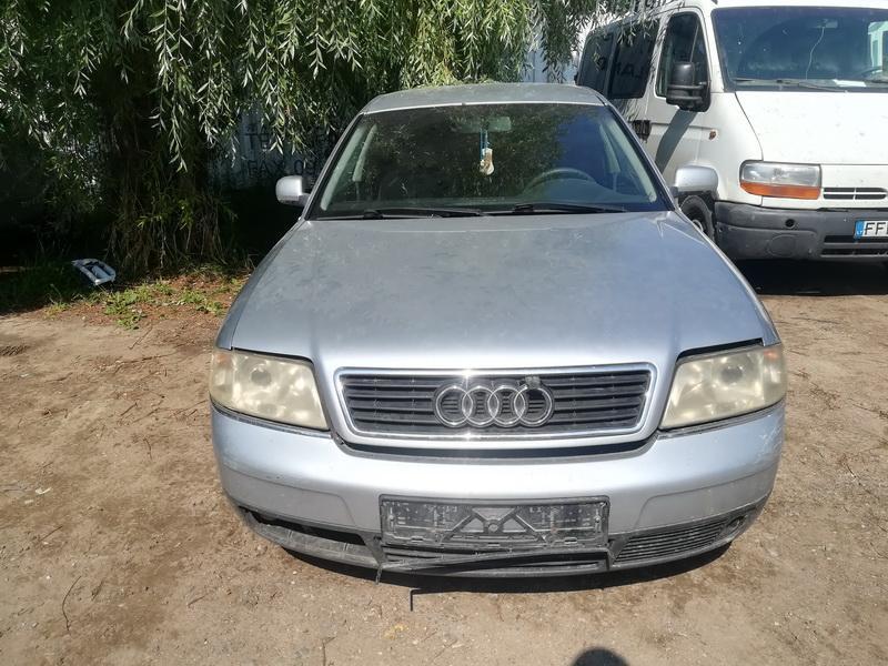 Audi A6 1999 1.9 машиностроение
