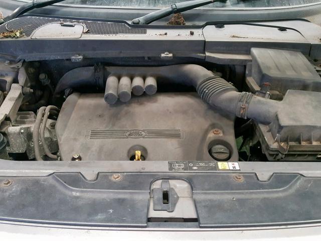 Naudotos automobiliu dallys Foto 5 Land-Rover FREELANDER 2008 2.2 Automatinė Visureigis 4/5 d. Pilka 2019-7-25 A4654