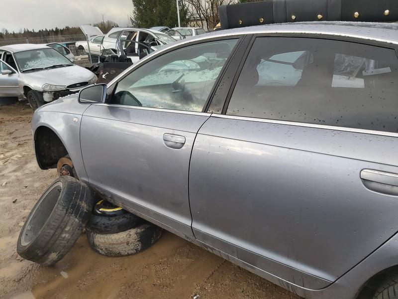 Used Car Parts Audi A6 2007 2.0 Mechanical Sedan 4/5 d. Blue 2020-1-08